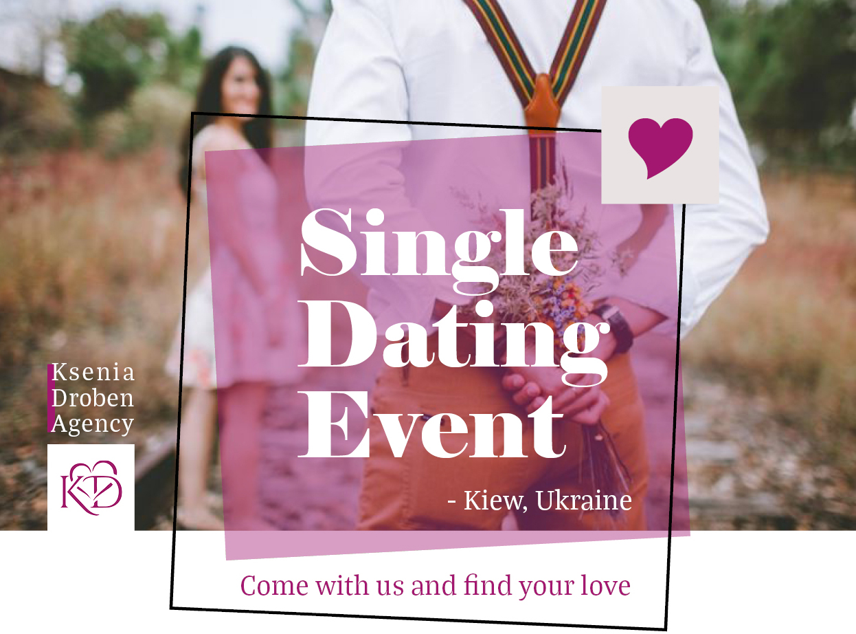 Single Dating Event in  Kiew, Ukraine